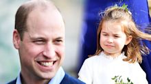 Dads share their hairstyling efforts after Prince William reveals he does Princess Charlotte's ponytail