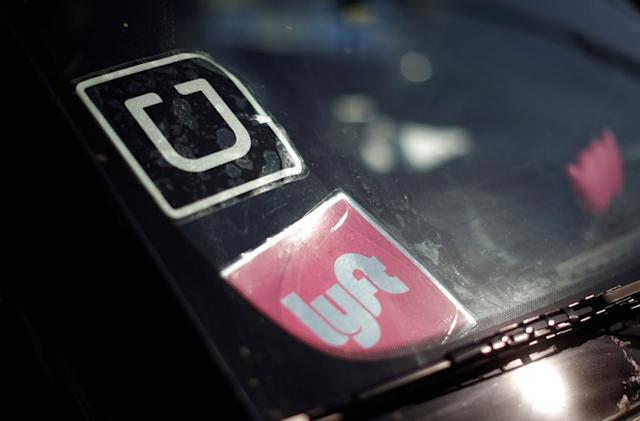 Lyft is growing faster than Uber, but there's a long way to go