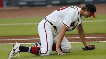Braves ace Soroka tears Achilles, out for season