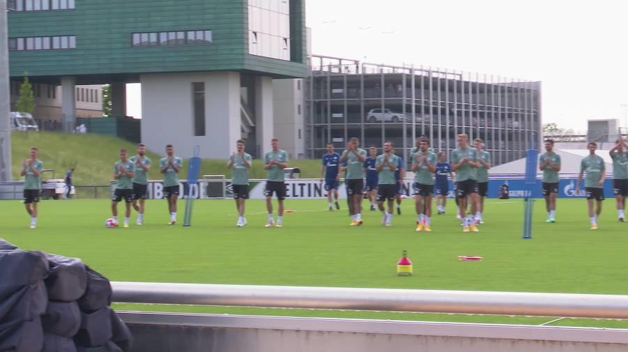 FC Schalke: So lief der Start der Vorbereitung
