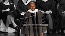 Kanye West Is a Doctor Now (Sort of)