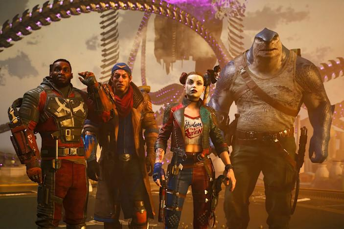 'Suicide Squad' game trailer shows why you'll take down the Justice League