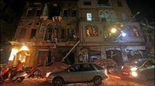 Frankreich schickt zwei Flugzeuge mit medizinischen Hilfen nach Beirut