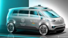 Volkswagen and Argo AI Plan to Launch a Self-Driving Electric Taxi in 2025