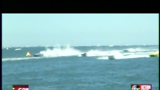 Clearwater Super Boat Championship