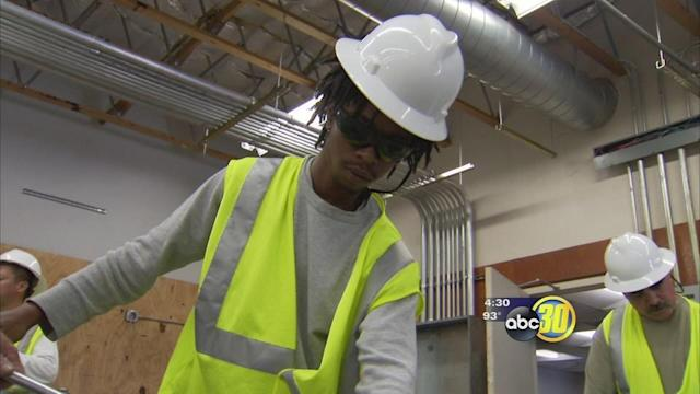 Program helping locals prepare for high-speed rail jobs