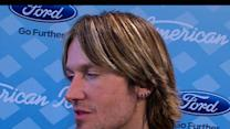 Keith Urban Performs On 'American Idol'