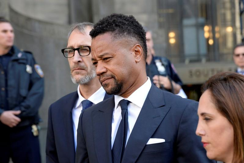 Cuba Gooding Jr. arraigned on new sex abuse charges