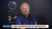 Richard Branson on New Spacewear for Private Astronauts, Virgin Galactic Going Public