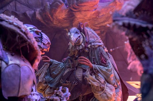 Recommended Reading: Behind the scenes of Netflix's 'Dark Crystal' prequel