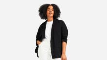 Everlane's new Easy Blazer is the perfect blend of chic and casual