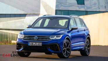 馬力320匹的地瓜它來了!VW Tiguan R歐洲開始接單