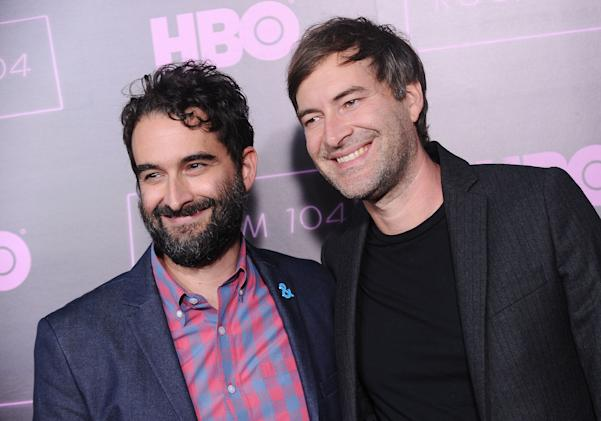 Mark and Jay Duplass are making podcasts for Spotify