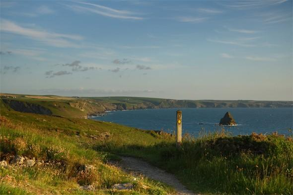 "<p>Perfect for families, <a href=""http://www.southwestcoastpath.com/walksdb/207/"" target=""_blank"">Tintagel</a> has a choice of short circular walks to bring the legendary birthplace of King Arthur to life in the imaginations of children and adults. Here, you can explore the ruins of the 13th-century castle and at low tide, venture into Merlin's Cave where, if you look closely, you may be able to find a hidden seam where smugglers used to hide! The Battle of Camlann, Arthur's last battle, is re-enacted every year in August and is great fun to watch. The magical five-mile route, suitable for older children, takes in the castle, Tintagel Church and the cove of Trebarwith Strand. <strong>Best for: Myths and legends.</strong></p>"