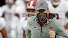 After testing positive, Nick Saban has two negative COVID-19 tests
