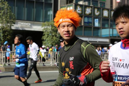 東馬3.6萬人起跑 外籍跑者以台灣最多 (圖).