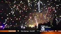 28 Injured When Fireworks Shoot Into Crowd in Simi Valley