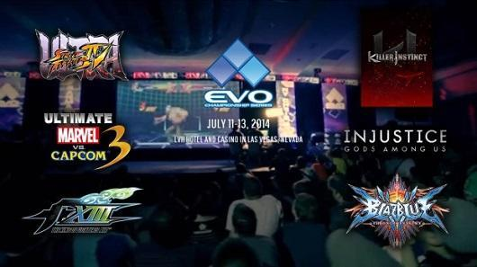 EVO 2014 line-up announced, Super Smash Bros. Melee being discussed