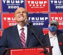 Rudy Giuliani complains he's being treated like drug cartel head amid reports Trump has abandoned him