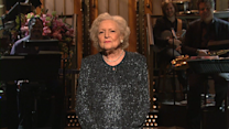 Betty White monologue: Facebook