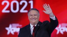 'Always up for a fight': Mike Pompeo refuses to rule out presidential run on Hannity