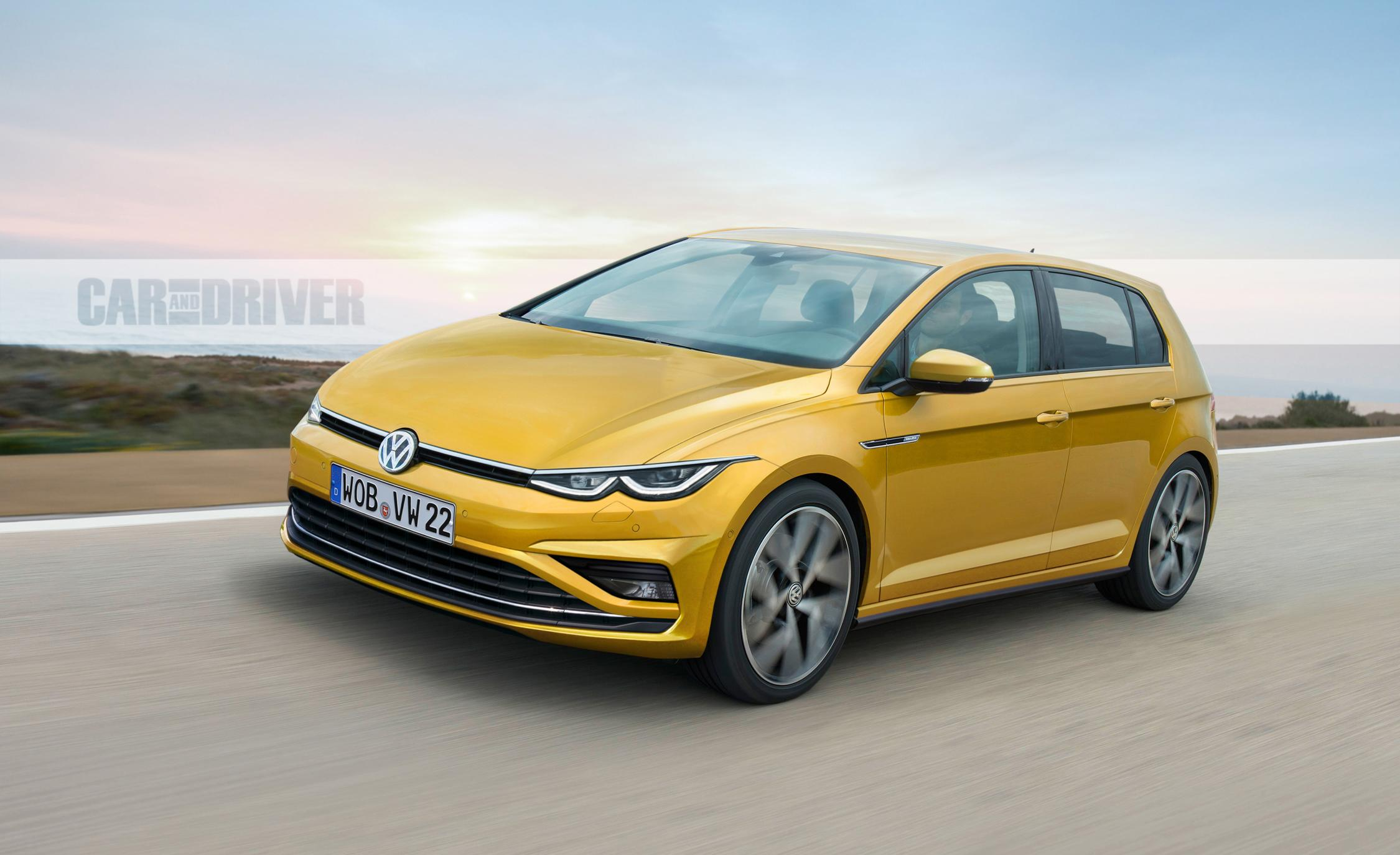 2021 volkswagen golf here 39 s what we know. Black Bedroom Furniture Sets. Home Design Ideas