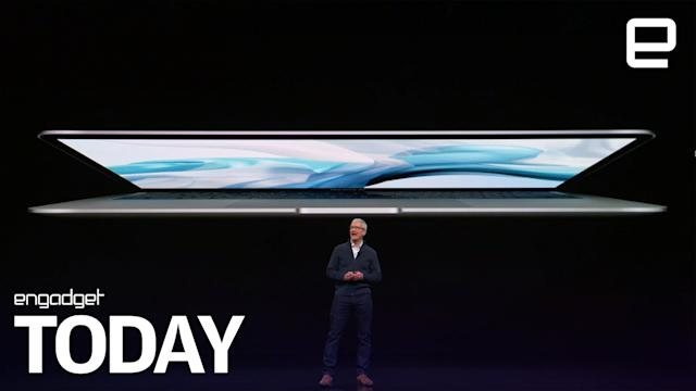 The new MacBook Air vs. the competition: Retina display and more