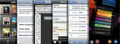 Another fistful of apps: Ember, Headspace, myMovies, Nozbe, Juglir and LiveView