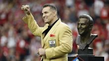 Kurt Warner among four quarterbacks to be inducted into the National QB Club Hall of Fame in Scottsdale