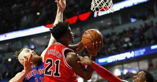Basket - NBA - Chicago relève la tête, Charlotte y croit encore
