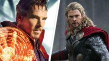 New Thor: Ragnarok trailer features Doctor Strange