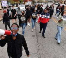 Kansas City activists organize Plaza protest after police killing of Daunte Wright
