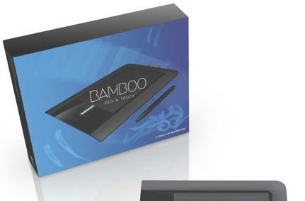 Wacom's Bamboo multitouch tablets finally go official, for formality's sake