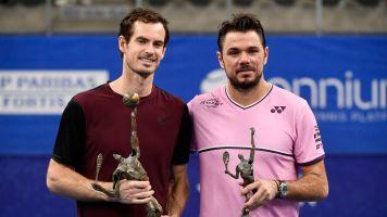 Andy Murray wins European Open