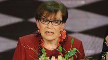 Franca Valeri, da Sgarbi a Guzzanti: il cordoglio dello spettacolo