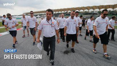 Chi è Fausto Gresini
