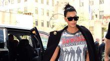 Kim Kardashian's Parenting Problems:'I'm Hiding in My Daughter's Closet'