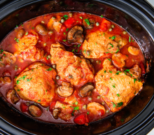 From Soup to Salmon: Slow-Cooker Recipes for a Fast and Healthy Dinner