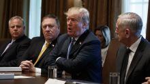 Trump seeks federal government overhaul, merger of agencies