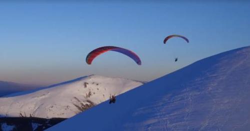 Parapente - Une expédition parapente ensoleillée en Andalousie