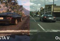 'Grand Theft Auto V' mod adds uncanny photorealism through AI