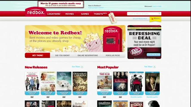 Outerwall Falls on Redbox Woes; Adobe & Coty Report; Pandora Slides on Forecast