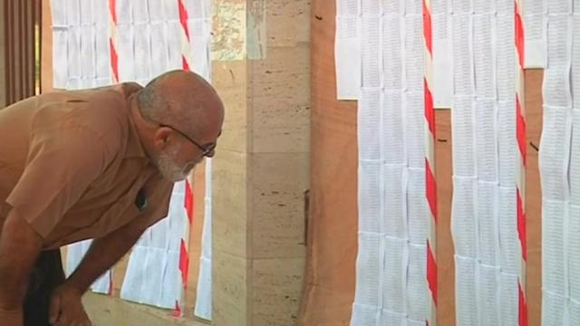 Low voter turnout in Libyan election