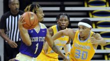 Southern men take down visiting Alcorn State