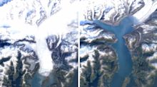 Harrowing Google Earth Timelapse images reveal climate change reality