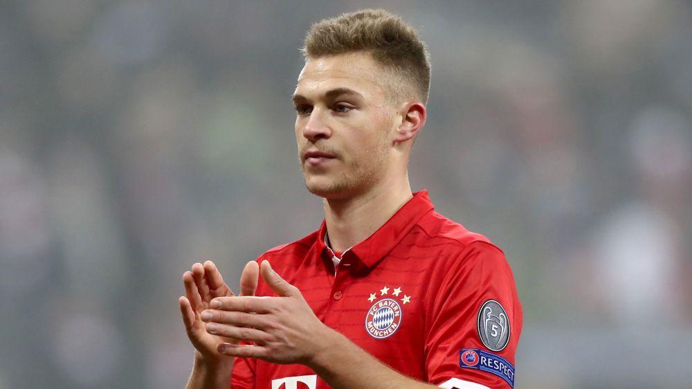 """Bayern Münchens Joshua Kimmich: """"Würde auch Torwart sein wollen"""""""
