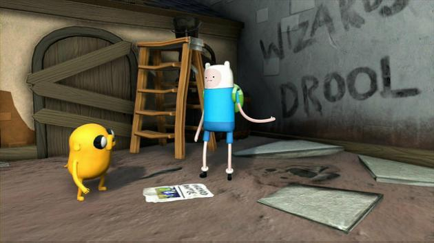 'Adventure Time' may finally be getting the game it deserves