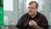 Yahoo Finance interviews LinkedIn co-founder Reid Hoffman
