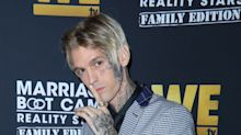 Aaron Carter hospitalized amid ongoing personal issues