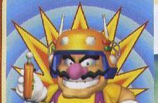 Wario The Thief magazine scan